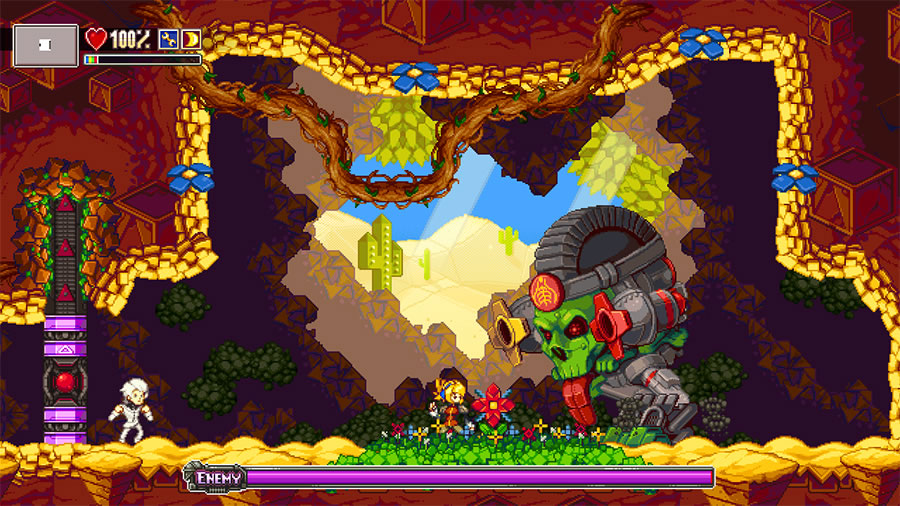 Iconoclasts (PlayStation 4)