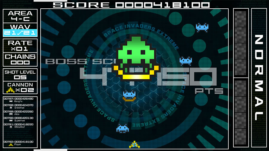 Space Invaders Extreme (Steam)