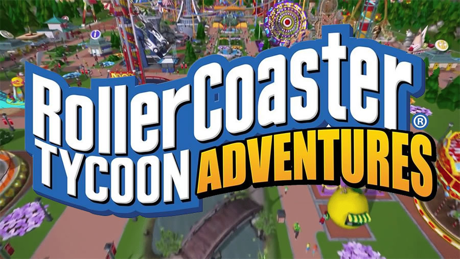 RollerCoaster Tycoon Adventures Review for Switch (2018) - Defunct Games