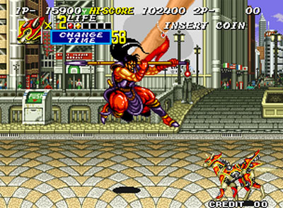 Sengoku 2 (Virtual Console) Review for Wii (2012) - Defunct Games