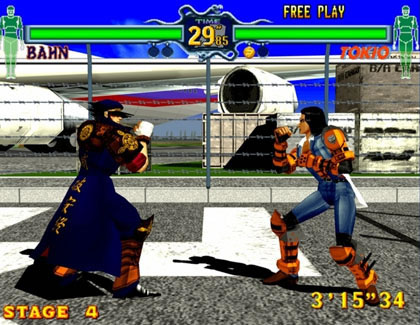 Fighting Vipers Review For Xbox 360 2012 Defunct Games