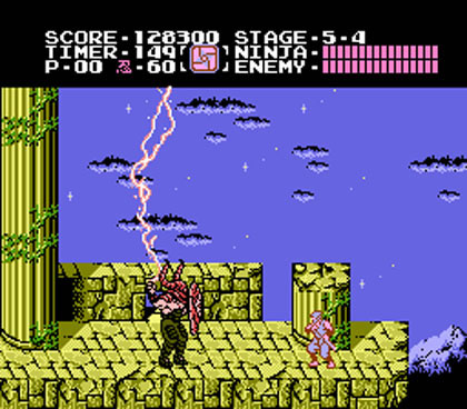Ninja Gaiden Virtual Console Review For Nintendo 3ds 2012