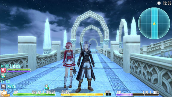 Sword Art Online: Hollowed Fragment Review for PS Vita (2014