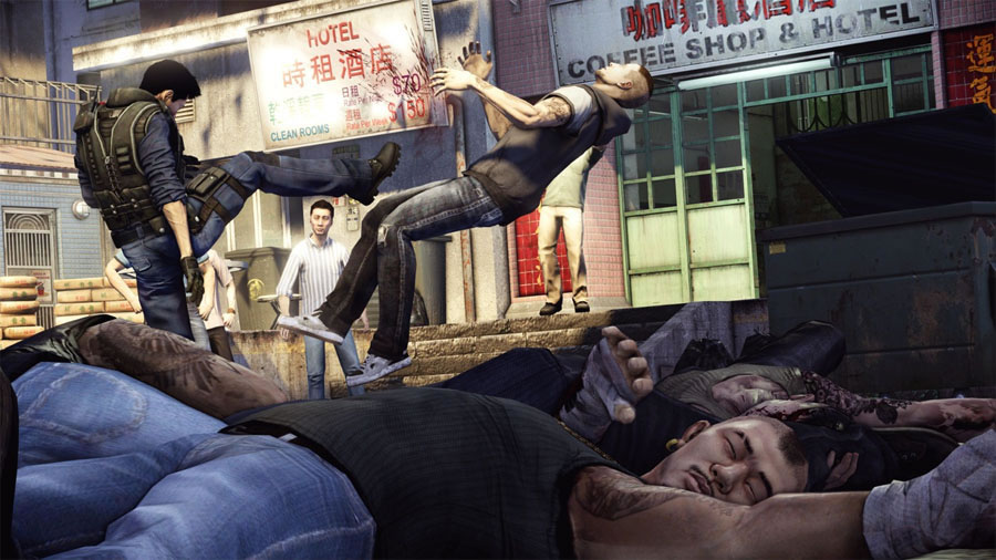 Sleeping Dogs: Definitive Edition (Xbox One)