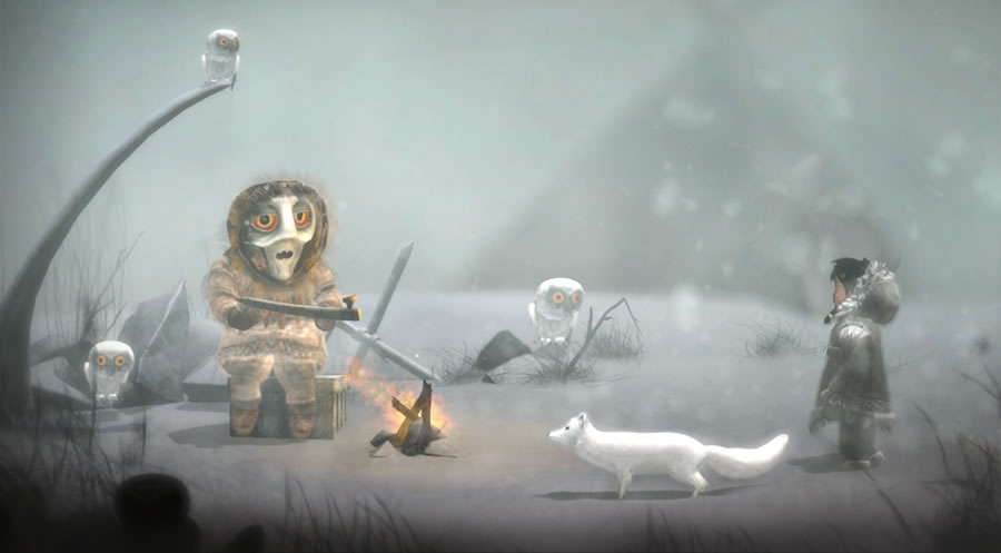 Never Alone (PlayStation 4)