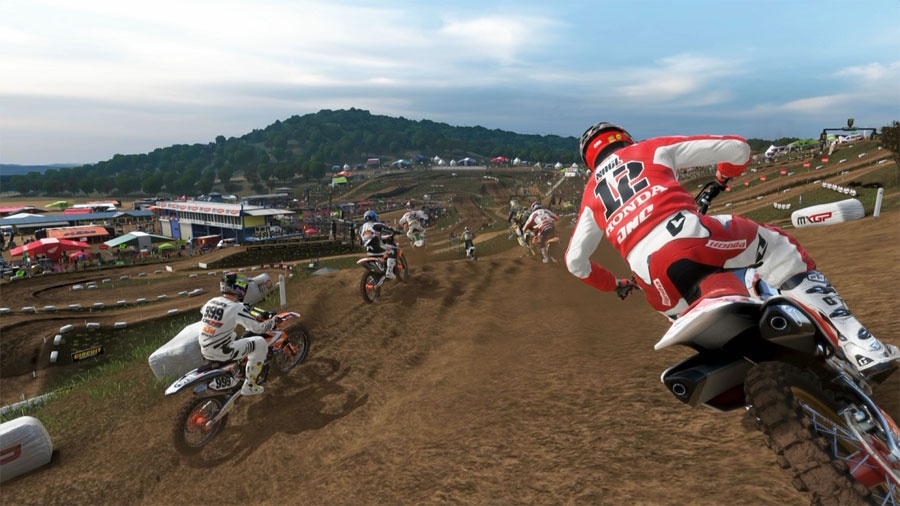 MXGP: The Official Motocross Videogame (PlayStation 4)