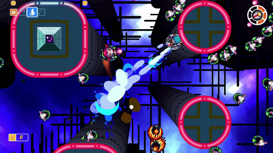 Scram Kitty DX (PlayStation 4)