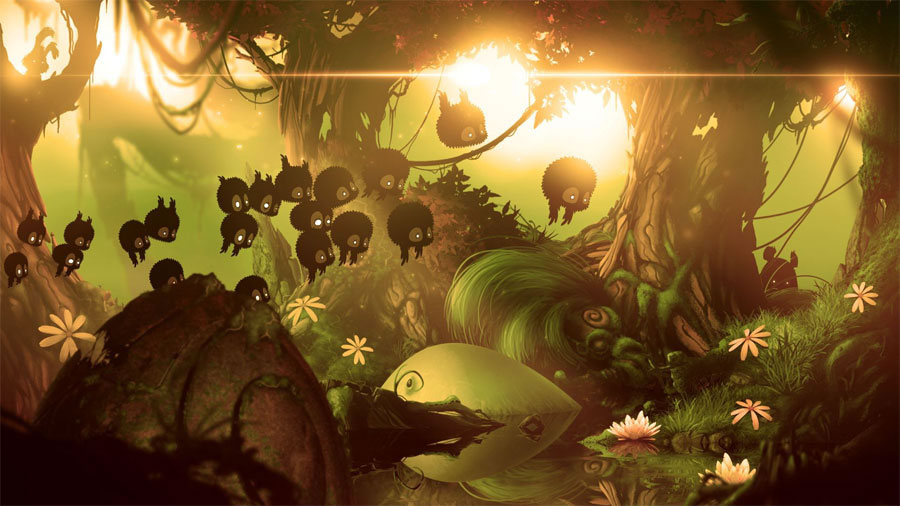 Badland: Game of the Year Edition (PlayStation 4)