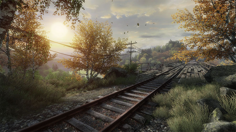The Vanishing of Ethan Carter (PlayStation 4)
