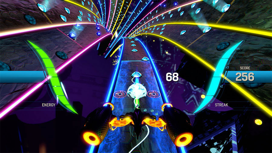 Amplitude (PlayStation 4)