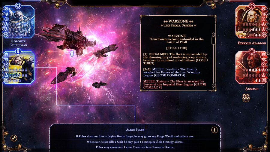 Talisman: The Horus Heresy (Steam)