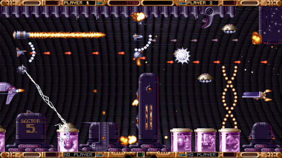 1993 Space Machine (Steam)
