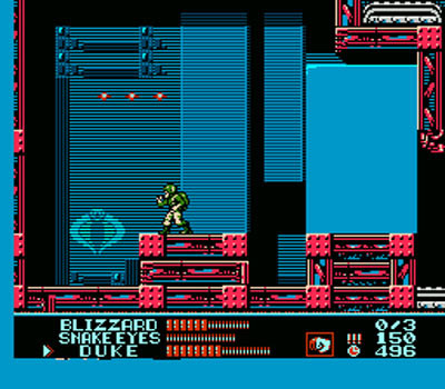 G I  Joe Review for NES (1991) - Defunct Games