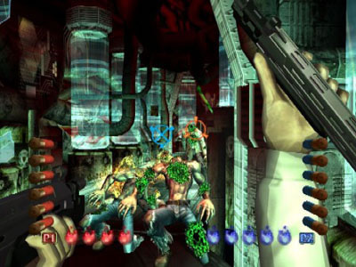 House Of The Dead Iii Review For Xbox 2002 Defunct Games
