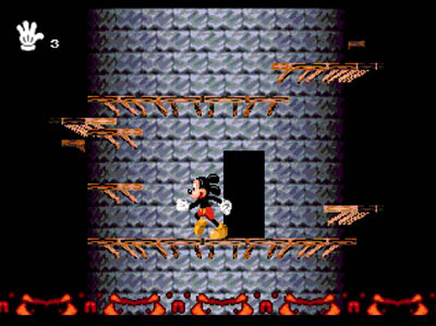 Mickey Mania Review for Sega CD (1994) - Defunct Games