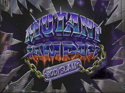 Mutant Rampage: Bodyslam Review for CD-i (1994) - Defunct Games