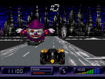 Batman Returns Review For Sega Cd 1993 Defunct Games