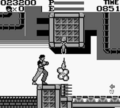 Kung Fu Master (Game Boy)