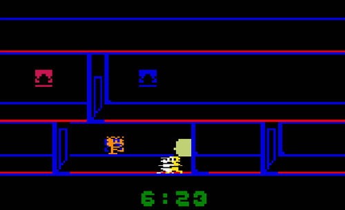 kool aid man review for intellivision 1983 defunct games
