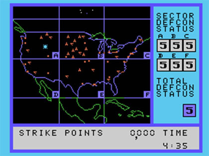 WarGames (Colecovision)