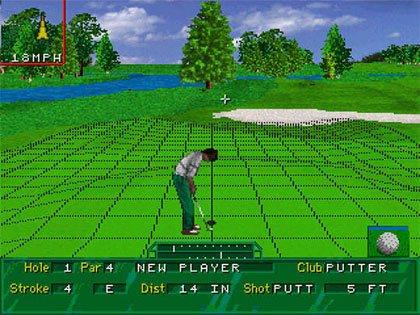 Golf Magazine: 36 Great Holes Starring Fred Couples (Sega 32X)