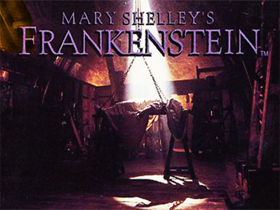 a review of frankenstein by mary shelley Robert fairchild plays mary shelley's iconic monster in eve wolf's latest theatrical  concert.