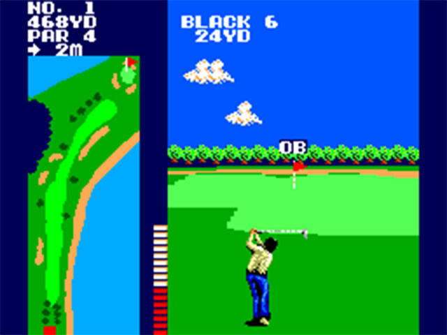 Great Golf (Master System)