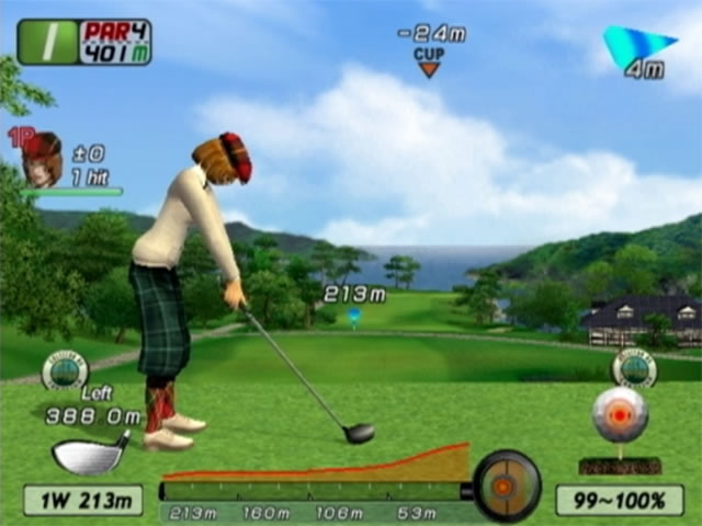 Eagle Eye Golf (PlayStation 2)