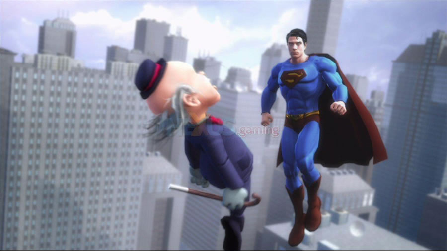Superman Returns Review for Xbox (2006) - Defunct Games