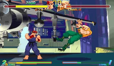 Street Fighter Alpha 2 Review For Sega Saturn 1996 Defunct Games