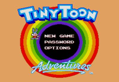 tiny toon adventures genesis