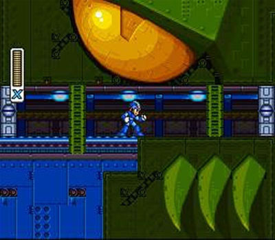 Mega man x2 virtual console review for wii 2012 defunct games - Megaman x virtual console ...