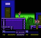 Double Dragon II: The Revenge (Aksys)