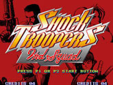 Shock Troopers: 2nd Squad (SNK)
