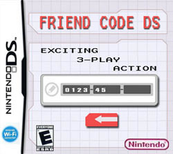Friend Code DS